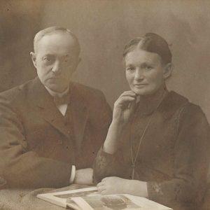 1886 AUGUST SCHWARZMEIER (1859-1930)